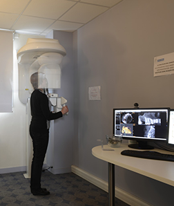 Radiographie 3D, Scanner Dentaire